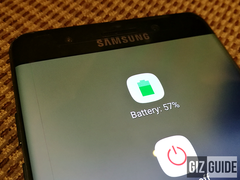Samsung Galaxy Note 7 With Green Battery Icon Is Marked As Safe, Now In The Philippines!
