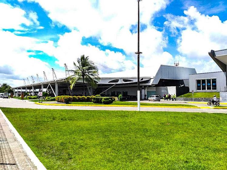 Aeroporto de São Luís tem queda no movimento de passageiros