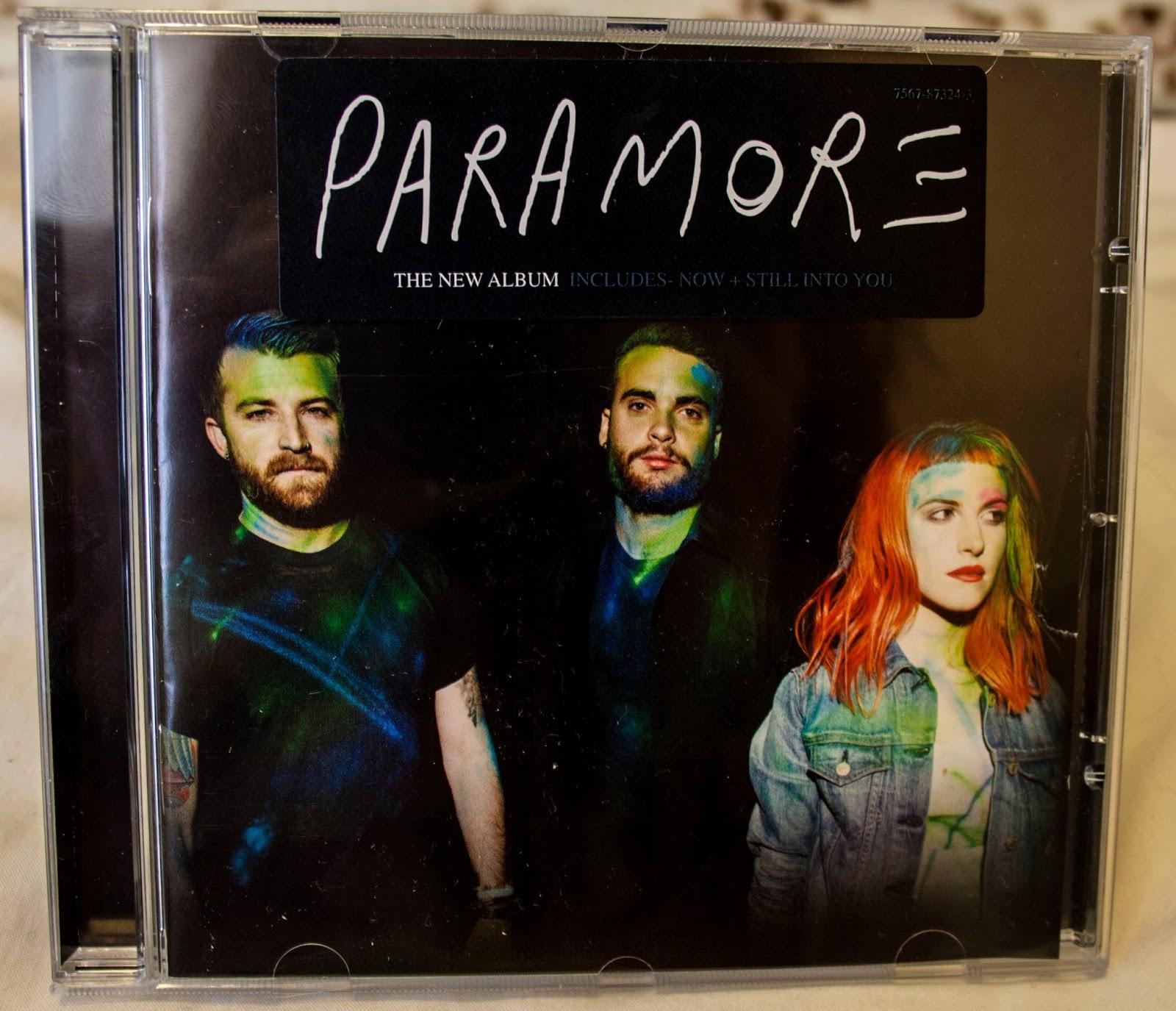paramore paramore album cover - photo #6