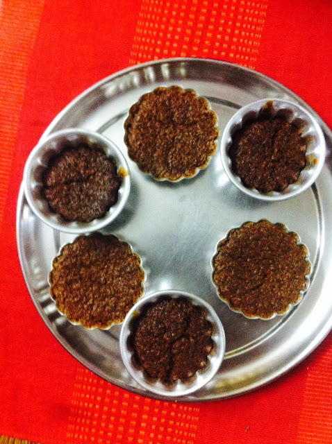 Eggless Carrot Muffins Heathy bhi, tasty bhi