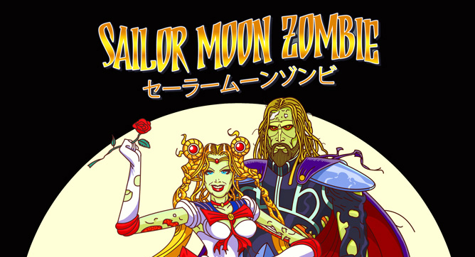 Sailor Moon Zombie song
