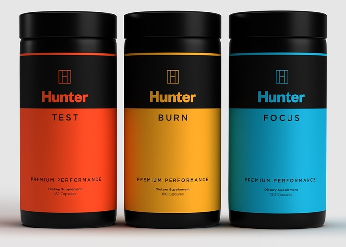 Hunter Evolve Premium Supplements
