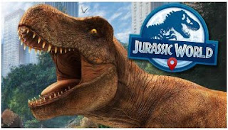 Jurassic World Alive Mod Apk v1.2.29 Joystick Button Added for android
