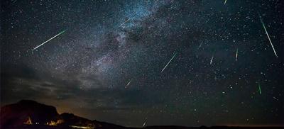 Chuvas de meteoros poderão ser vistas nos próximos dias