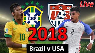 امريكا و البرازيل مباشر كورة لايف