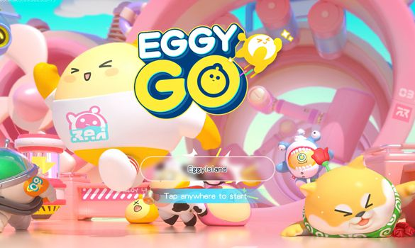 تحميل لعبة Eggy Party او Eggy Go