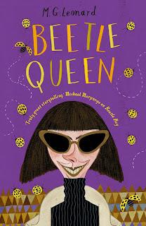 Beetle Queen by M.G. Leonard