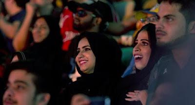 الرياضة السعودية