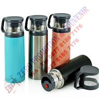 Jupiter Vacuum Flask Stainlees Botol