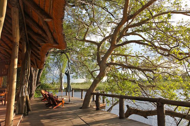 Lianshulu Lodge Eastern Caprivi Namibia