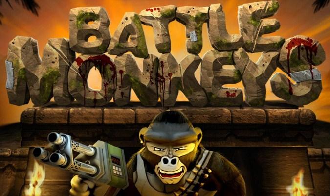 Game Multiplayer Terbaik untuk Perangkat iPhone - Battle Monkeys