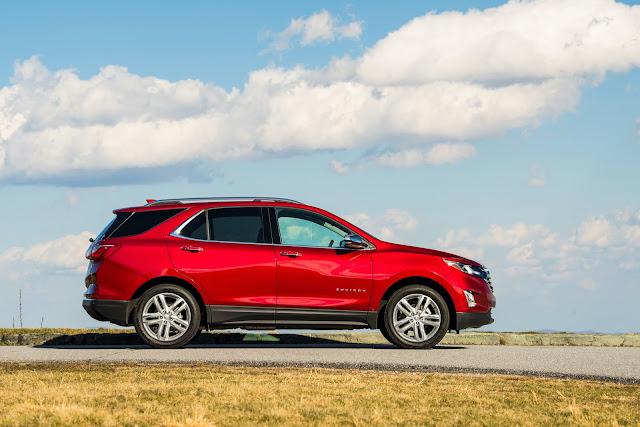 2020 Chevrolet Equinox Review