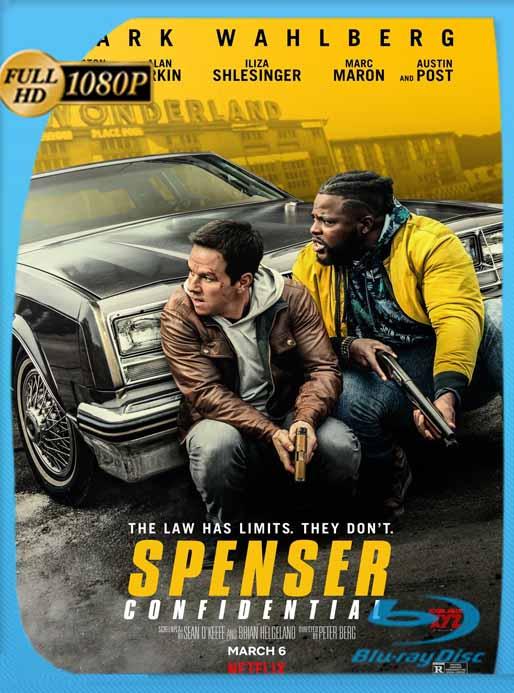 Spenser: Confidencial (2020) HD [1080p] Latino [GoogleDrive] SilvestreHD