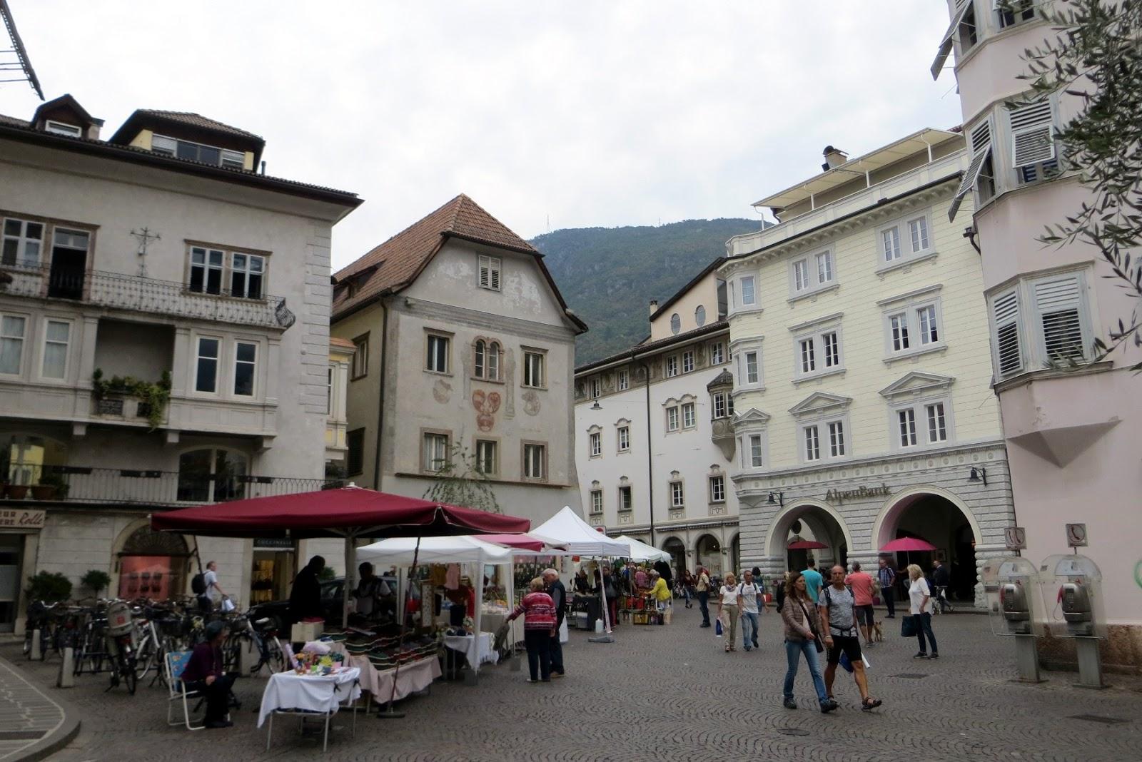 Cosa visitare a Bolzano in un giorno - Montagna di Viaggi
