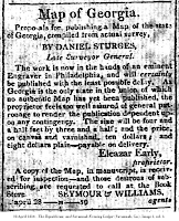 Advertisement, 28 April 1814 - The Republican; and Savannah Evening Ledger (Savannah, Ga.), pg. 3, col. 3.
