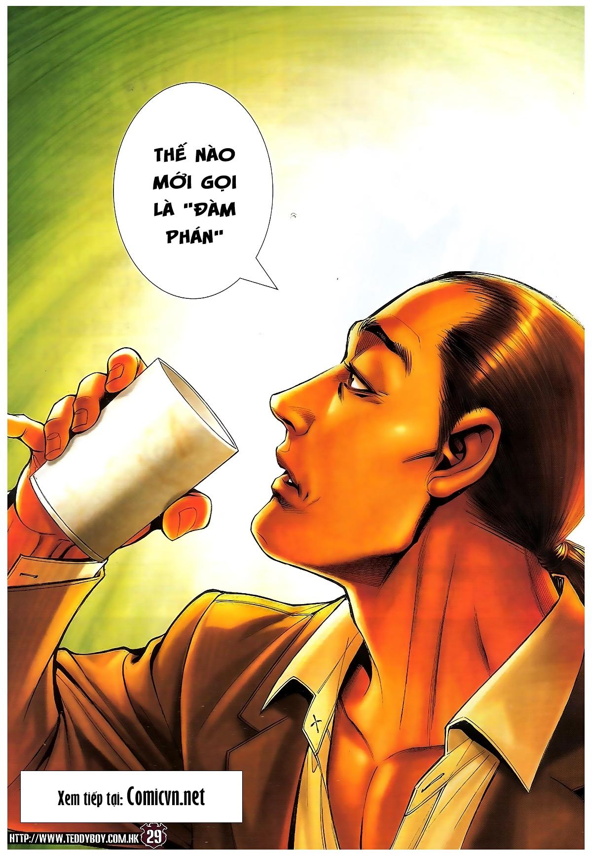 Người Trong Giang Hồ chapter 1713: yêu nghiệt trang 29