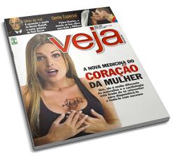 Capa Revista Veja – 04 de Maio 2011 – Ed. 2215