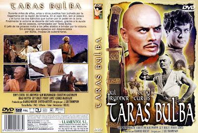 Taras Bulba 1962 | Caratula - Cine clásico