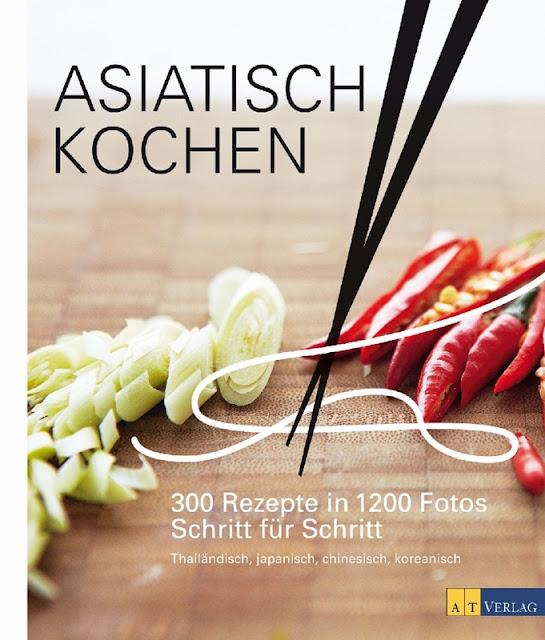 Asiatisch kochen aus dem AT Verlag