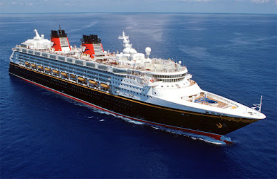 Disney Cruise Line's Disney Magic - Offering Cruises From New York to Bermuda, Bahamas, and New England / Canada