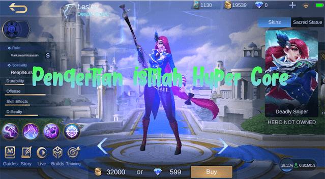 Pengertian Hyper Core di Mobile Legend