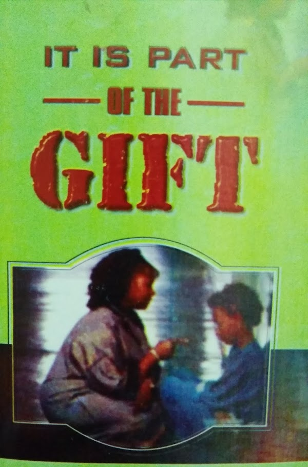 IT IS PART OF THE GIFT CHAPTER 10