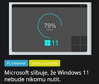Microsoft slibuje, že Windows 11 nebude nikomu nutit. - AzaNoviny