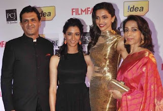 Deepika Padukone Family Husband Son Daughter Father Mother Marriage Photos Biography Profile.