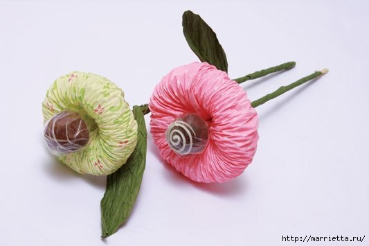 Easy To Make Paper Flowers Home Decorating Ideas