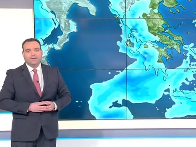 Έρχονται καταιγίδες - Για πολύ επικίνδυνη Κυριακή προειδοποιεί ο Μαρουσάκης