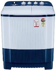 LG 6.5 kg 4 Star Semi-Automatic Top Loading Washing Machine (P6510 NBAY)
