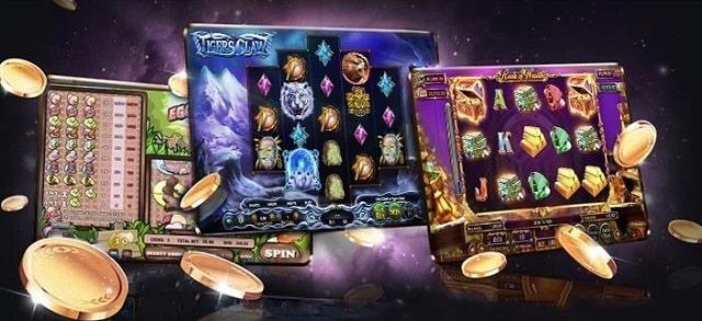 microgaming slots online casino gambling
