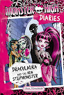 Monster High MH Diaries: Draculaura and the New Stepmomster Book Item