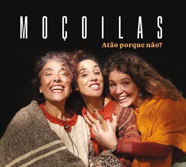 Moçoilas celebram 25 anos de carreira com novo disco