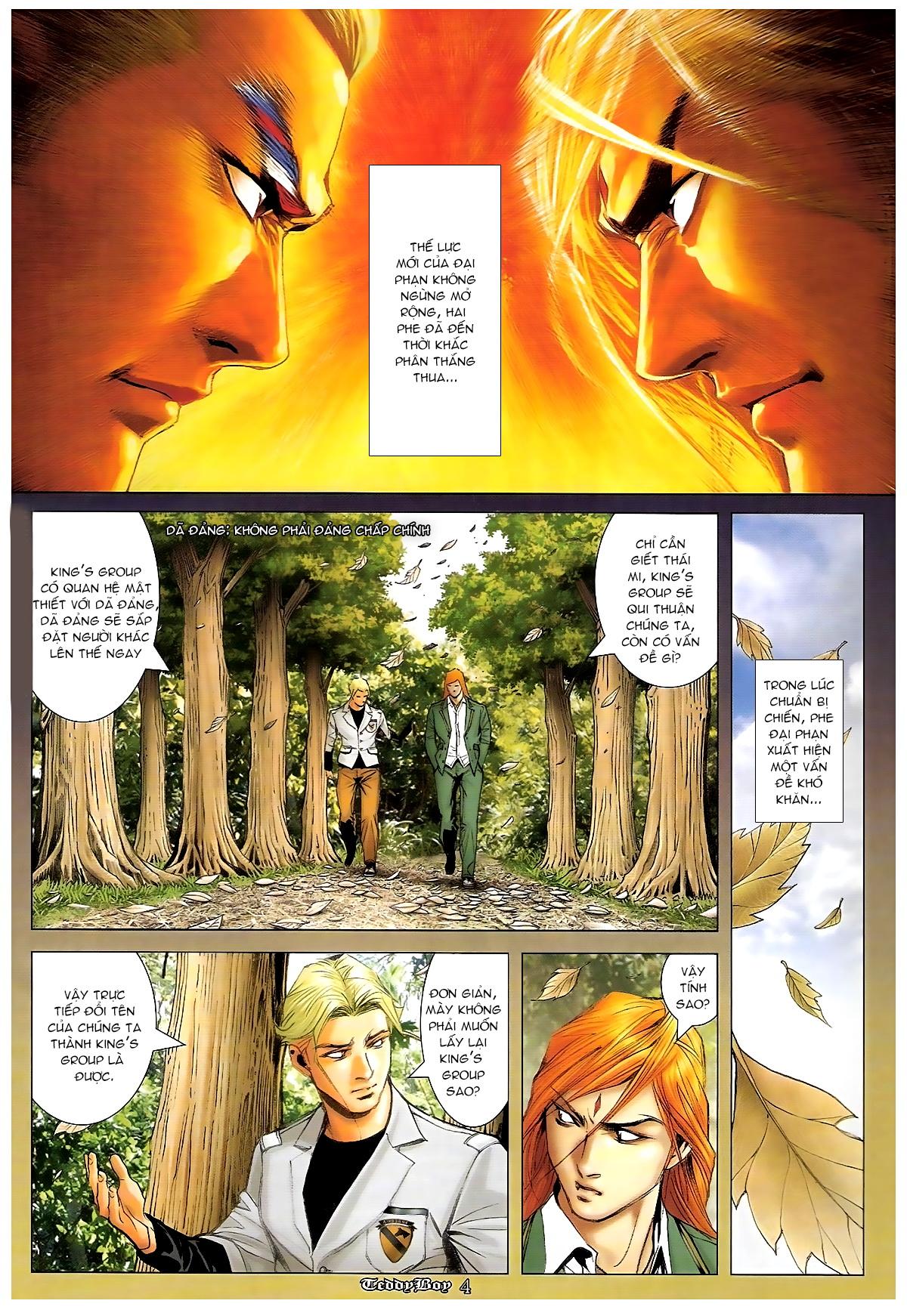 Người Trong Giang Hồ - Chapter 1240: Hàn Tân trở về - Pic 3