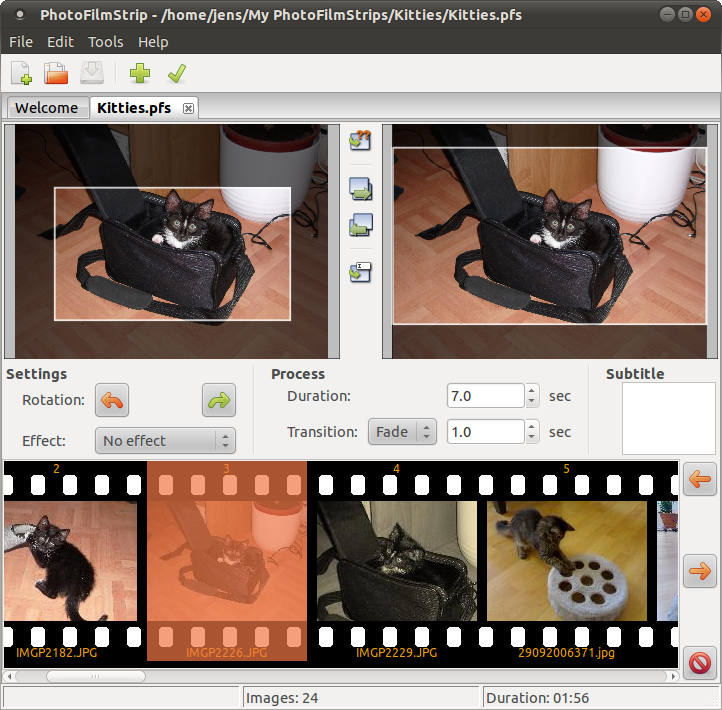 PhotoFilmStrip 2 0 (Stable Release) Available For Download