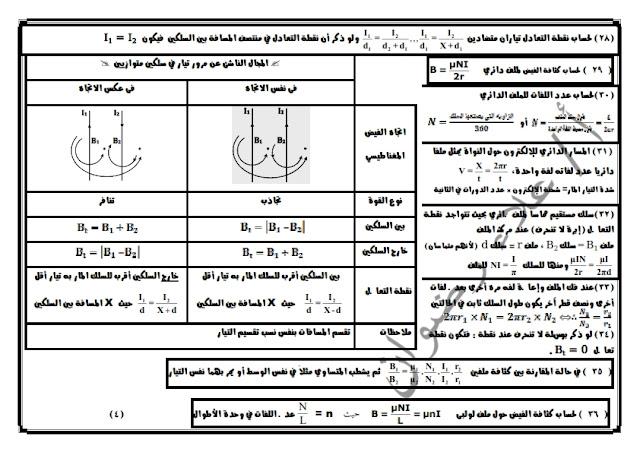 فيزياء ثالثة ثانوي: كل قوانين المنهج كاملة الافكار فى 10 ورقات %25D9%2582%25D9%2588%25D8%25A7%25D9%2586%25D9%258A%25D9%2586_004