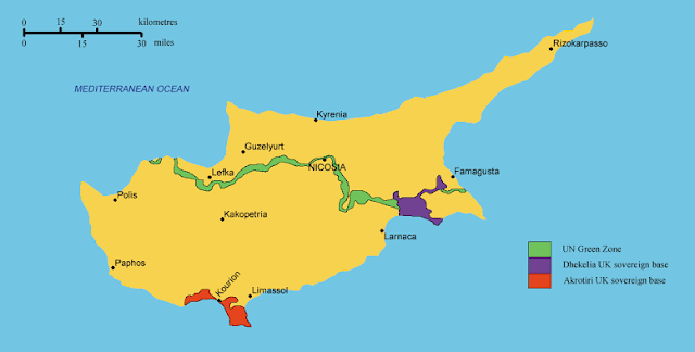 First division of Cyprus