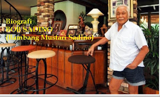 Profil biodata Bob Sadino