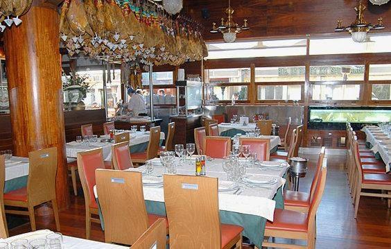 Restaurante La Barca del Salamanca