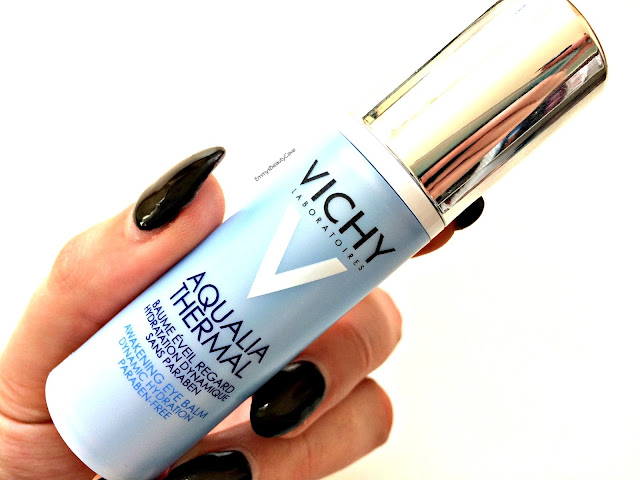Vichy Aqualia Thermal Awakening Eye Balm Review