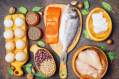 makanan nutrisi tinggi