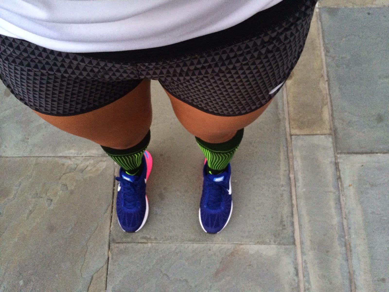 3df0ee5f3e First Impression: Nike Elite Graduated Compression. Monday, September 15,  2014