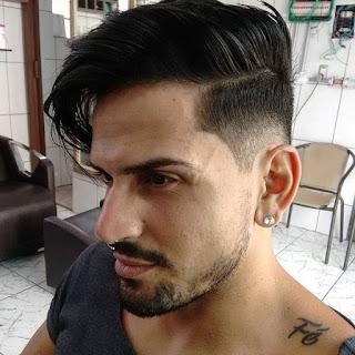 gaya rambut lelaki terkini