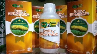 Distributor Resmi Pusat Penjualan QnC Jelly Gamat Kota Semarang