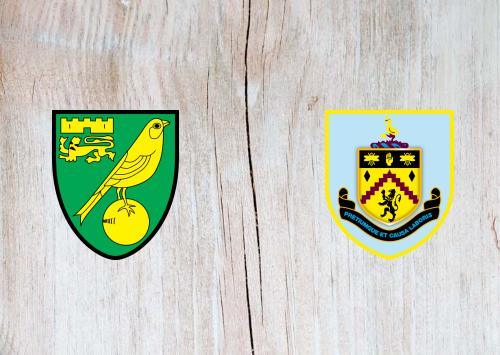 Norwich City vs Burnley -Highlights 18 July 2020
