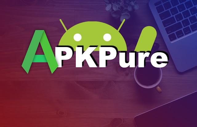 4.متجر تطبيقات  Apkpure