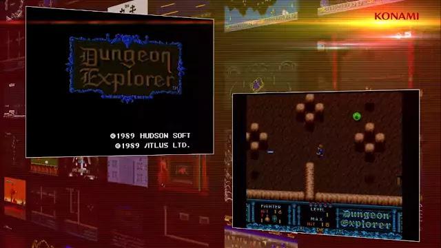 TurboGrafx-16 gameplay