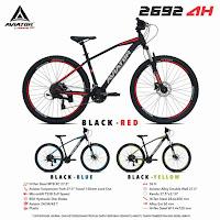 Sepeda Gunung Aviator AT2692AH mtb xc mountain bike