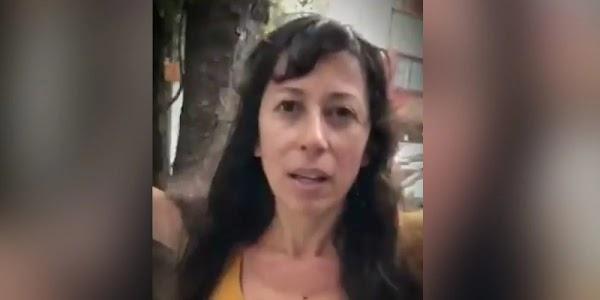La bella Lady Argentina explota,  manda fuerte  mensaje tras llamar tras insultar a mexicana en CDMX